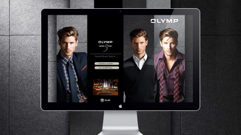 coma2 e-branding - OLYMP Parallax Saison-Special - 1