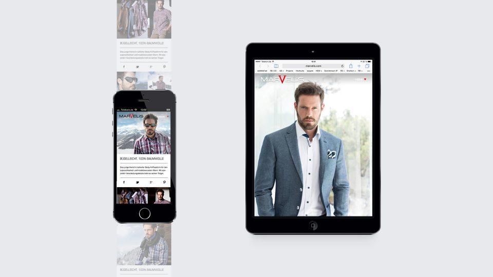 coma2 e-branding - MARVELIS Image-Website - 1
