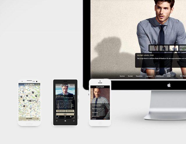 OLYMP Website