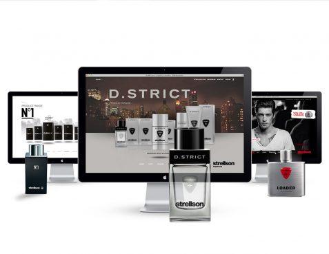 Strellson Fragrances Websites