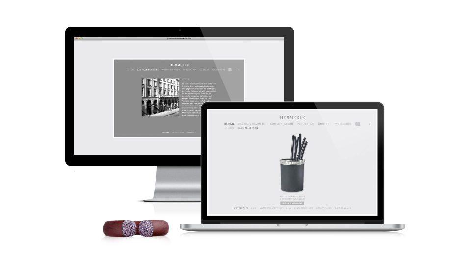 coma2 e-branding - Classics – Juwelier Hemmerle - 1