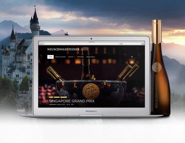 coma2 Portfolio - Neuschwansteiner Edelmärzen Corporate Blog