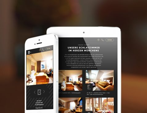 BEYOND Hotel Website