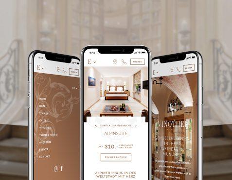 Excelsior Hotel Website